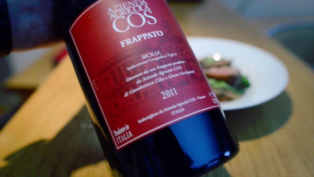 Le cépage Frappato donne un vin rouge à faible teneur en tanins