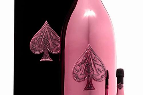 Champagnes les plus cher au monde Armand de Brignac Rose 30 litres Midas 2013