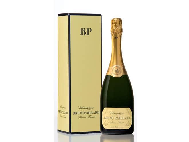 Les meilleures marques de Champagne Bruno Paillard